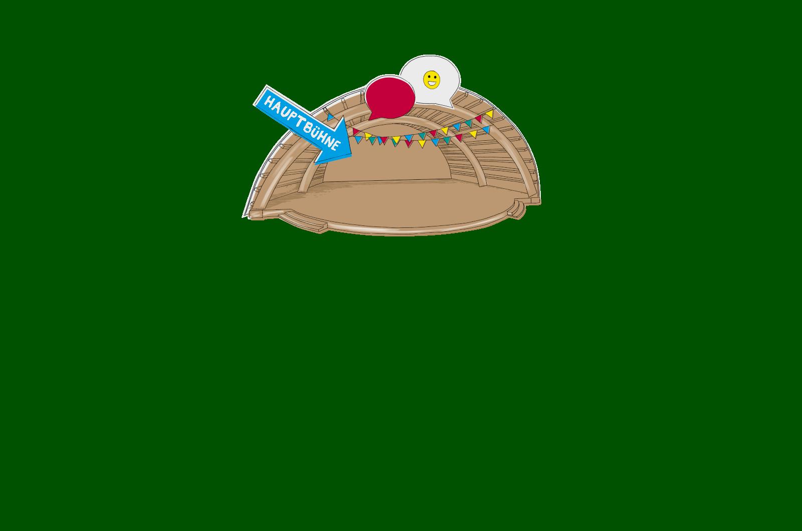hauptbuehne